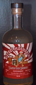 Bigfoot Moonshine Peppermint