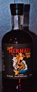Sassy Mermaid Spiced Rum