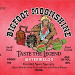 Watermelon Bigfoot Moonshine