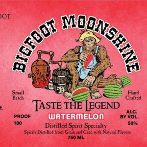 Watermelon Bigfoot Moonshine