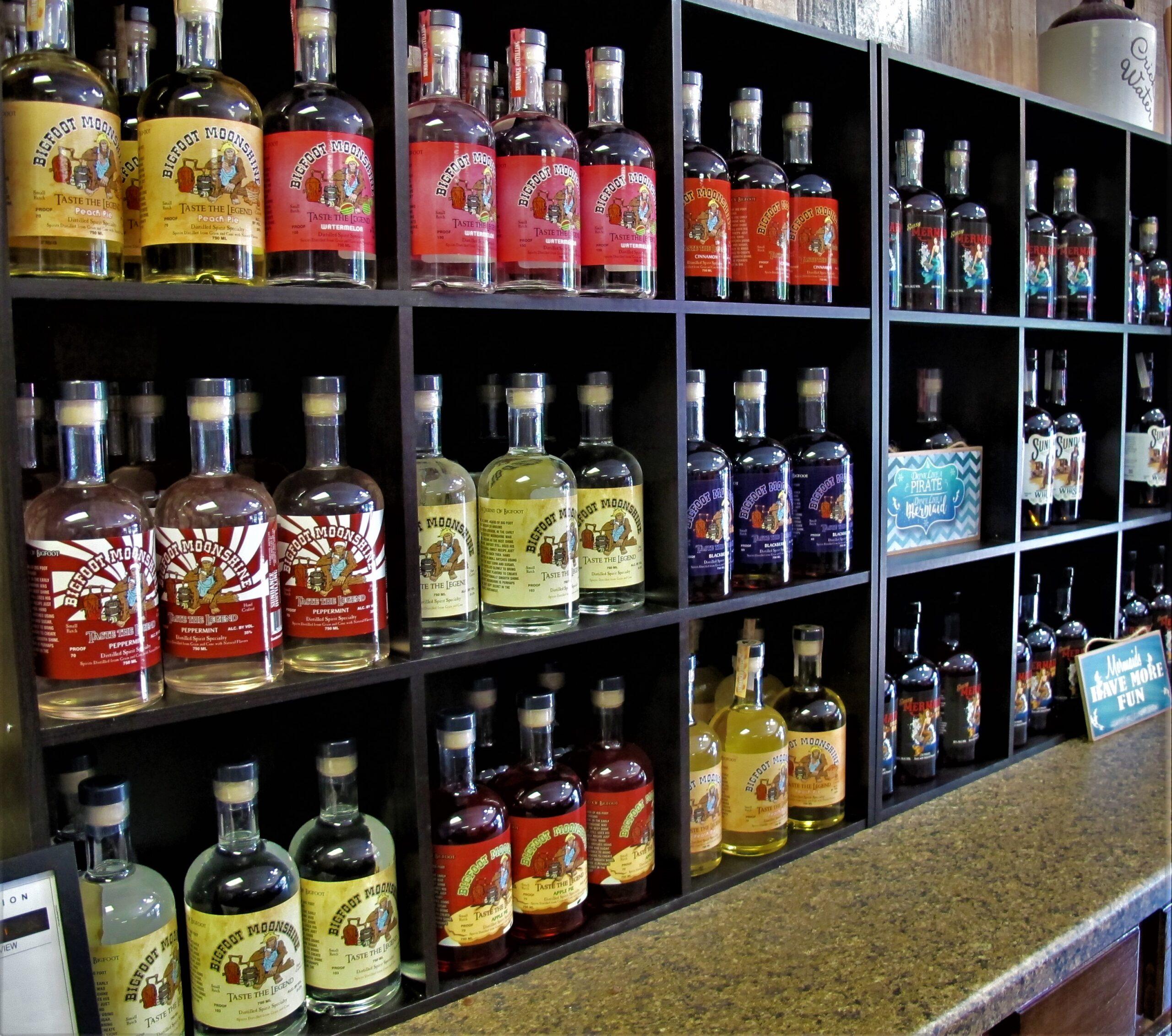 tasting room booze