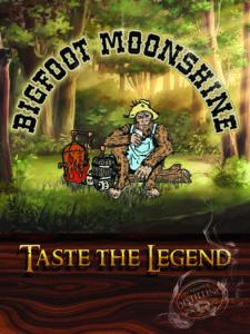 bigfoot moonshine